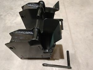 Western Snowplow Lowered Drop Receivers For Lifted Truck 6 Ultramount 1 Or 2