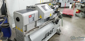 16 X 30 Used Haas Cnc Toolroom Lathe guaranteed Machine 5 706 Hours Mdl