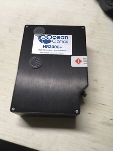 Ocean Optics Hr2000 High Resolution Fiber Optic Spectrometer Hr c2024