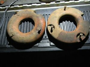 Allis Chalmers Wd 45 Front Weights