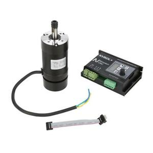 400w Brushless Spindle Motor Nvbdl Driver Kit Without Hall For Cnc Machine