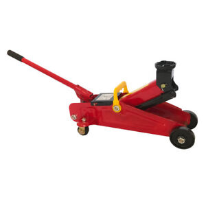 2 Ton Trolley Floor Jack Mini Lift Car Auto Small Portable Hydraulic 11 80 Max