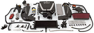 Edelbrock 1593 E force Stage 1 Street Systems Supercharger System Fits Corvette