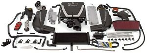 Edelbrock 1572 E force Stage 1 Street Systems Supercharger System Fits Corvette