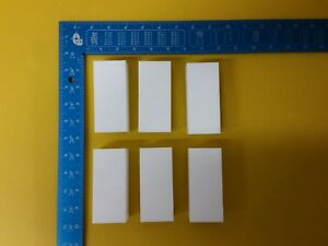 Ptfe Virgin Teflon Plate Sheet Block Lot 5lb Mixed Pieces l2 mfr