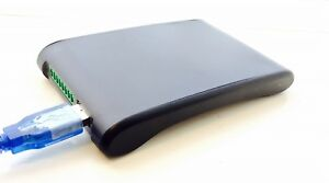 High power Usb Uhf Rfid Desktop Reader writer Fcc