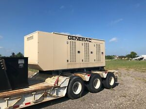 Generac Diesel Powered 3 Phase Industrial Generator