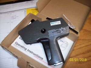 Monarch Paxar 1110 Price Gun Labeler New In Box