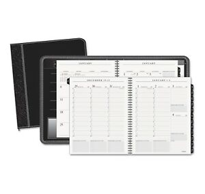 Columnar Executive Weekly monthly Appointment Book Zipper 8 1 4 X 10 7 8 2019