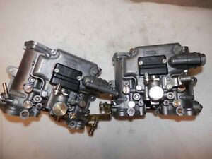 Dellorto 45 Dhla Carburetors