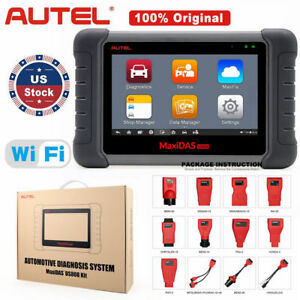 Autel Maxidas Ds808k Pro Auto Diagnostic Tools Obd2 Code Reader Scanner Us