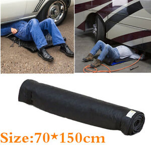 1 Sheet 70 150cm Car Chassis Wheel less Creeper Water Oil puncture Resistant