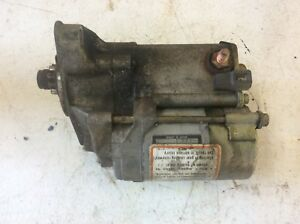 1993 1998 Ford New Holland 1210 1215 1220 Compact Tractor Starter