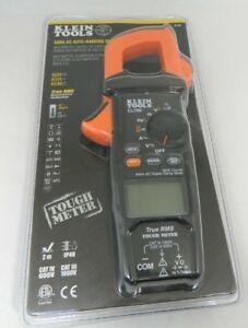 Klein Tools 600a Ac Auto ranging Digital Clamp Meter