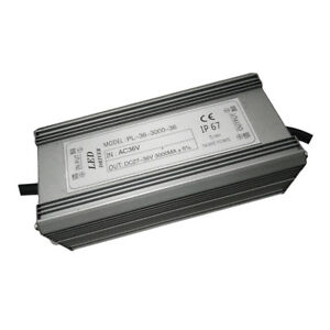 Ac dc36 10 String 10 And Booster Street Lamp Low Voltage Power Supply