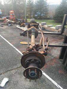 1997 Ford Dana 60 Balljoint High Pinion Front Axle Assembly 4 10 Gear