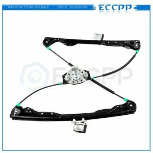 Manual Window Regulator For 2000 2007 Ford Focus Front Left Without Motor