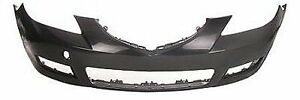 Cpp Capa Certified Front Bumper Cover For 2007 2009 Mazda 3