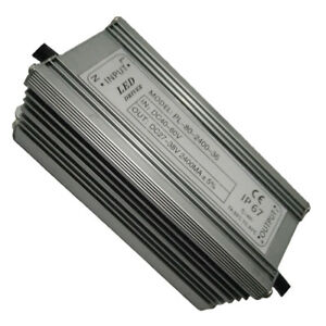 80w 2400ma Constant Current Power Supply Led Driver Transformer Dc 40 80v