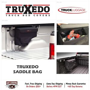 1705213 Truxedo Truck Luggage Travel Wheel Well Storage Saddle Bag