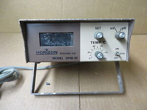 Horizon Ecology Co Model 5998 10 Vintage Electronic Test Equipment