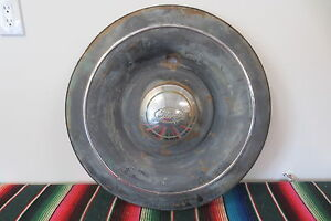 1930 s Wheel Cover Ford Accessory Continental Kit Spare Tire Wheel Cover Hubcap