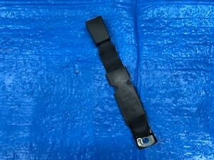2013 2014 2015 2016 2017 2018 Dodge Ram Rear Seat Belt Buckle End Black