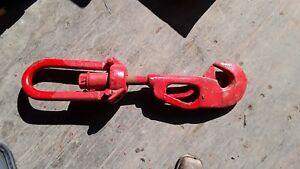 Oil Well Water Well Sucker Rod Hook