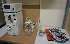 Applikon 3 Liter Cell Culture Bioreactor Adi 1010 Adi 1025