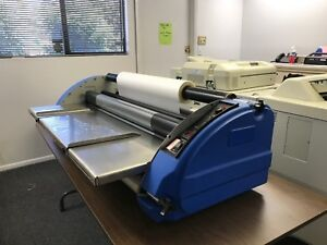 Graphica 42 Hot Laminator With Supplies