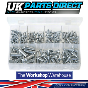 Assorted Box Of Clevis Pins 200 Pieces