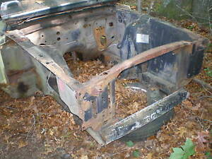 1969 1970 Mustang Boss Mach 1 Or Cougar Xr7 Front Clip Or Engine Compartment