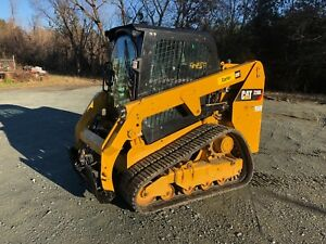Caterpillar Cat 239d Compact Track Loader Skid Steer Clean Ready To Work