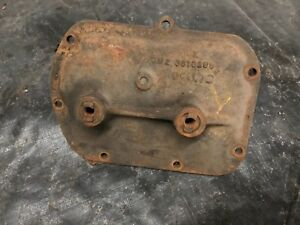 Saginaw 3 Speed Transmission Side Cover Chevy Gm Camaro Chevelle