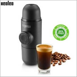 Wacaco Minipresso Coffee maker Handpress Capsule&Powder Coffee machine Manual Es
