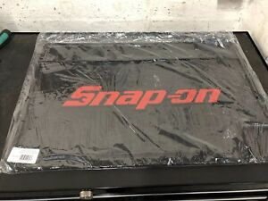 Snap On Tool Box Bench Top Rubber Mat Socket Design Brand New 2616r01