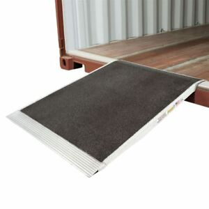 Pallet Jack 48x36 Shipping Container Ramp For Loading Docks 05 36 048 06 grit