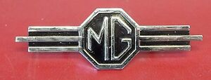 Mg Oem Radio Delete Dash Panel Emblem Mga Mgb