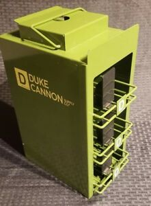 Duke Cannin Supply Co Retail Display Profit Pusher Kiosk Replica Army Ammo Box