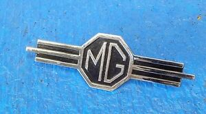 Mgb Mg Radio Delete Dash Panel Emblem