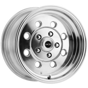 4 15 Inch Vision 531 Sport Lite 15x8 5x4 5 27mm Polished Wheels Rims