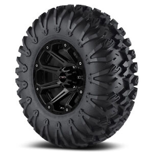 4 new 31x10r15 Efx Motoclaw Radial D 8 Ply Tires