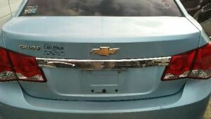 Trunk Hatch Tailgate Vin P 4th Digit Limited Fits 11 16 Cruze 280883