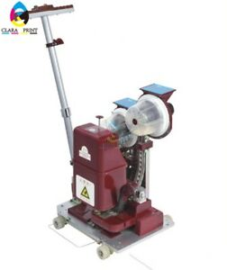 Claraprint Automatic Grommet Machine punching Machine With 10mm And 13mm Eyelets
