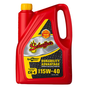 3 Schaeffer S 15w 40 7000 Diesel Engine Oil 3 Gallons