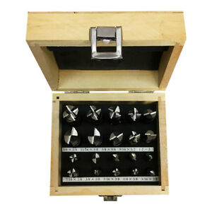 Hss End Mill Set Of 20 Pieces 4 2 Flute 3 8 Inch 3 4 Inch