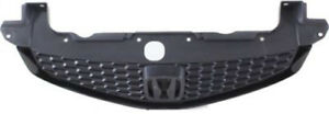 Cpp Black Grill Assembly For 2012 2013 Honda Civic Grille
