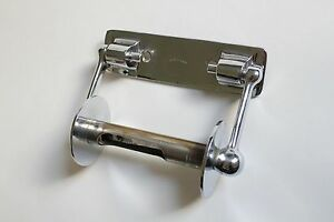 Antique Toilet Paper Holder Vintage Deco Bath Victorian Bathroom Industrial