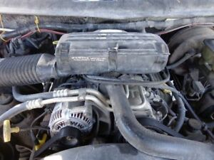 94 95 96 97 Dodge Ram 1500 Pickup Engine 5 2l 8 318 Vin Y W O Egr Valve Hole