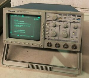 Tektronix tds 460 4 channel Digitizing Oscilloscope